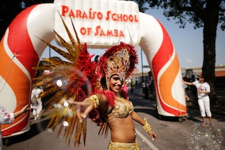 """Londra è """"caliente"""": foto dal Carnevale di Notting Hill (GALLERY)"""