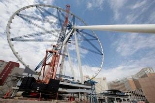 La ruota panoramica più alta del mondo? A Las Vegas il nuovo record