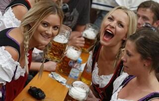 Oktoberfest, il prezzo della birra continua a salire