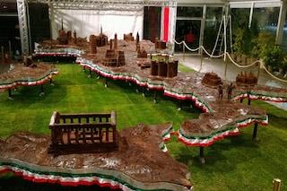 Eurochocolate al via: a Perugia cioccolato vs disoccupazione