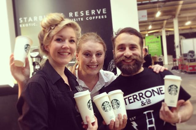 Terrone Café da Starbucks