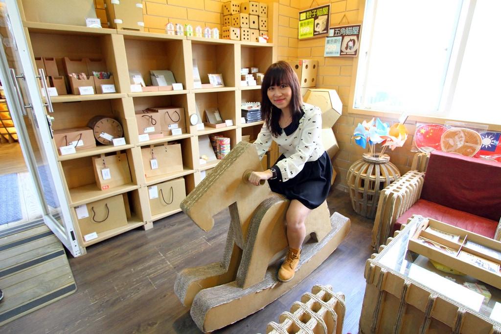 Carton King shop a Taiwan