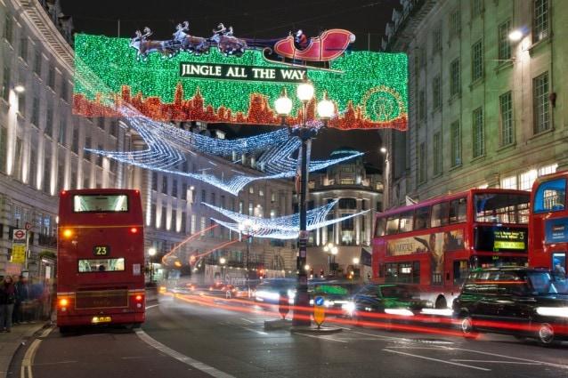 Decorazioni Natalizie Londra.Natale A Londra Eventi 2015