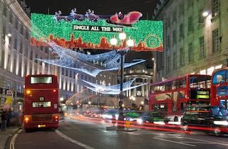 Natale a Londra: tutti gli eventi del 2015