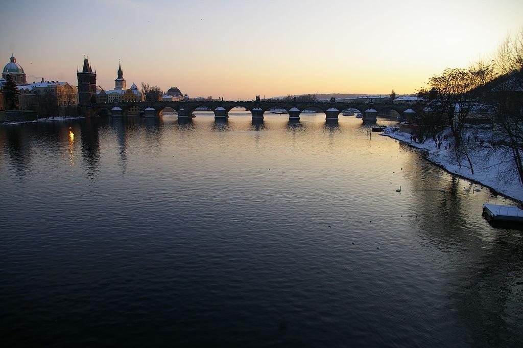 Capodanno a Praga: i fuochi d'artificio e gli eventi nella Città Vecchia
