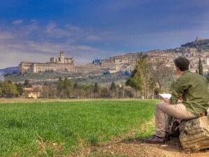 Viaggio in Italia a marzo