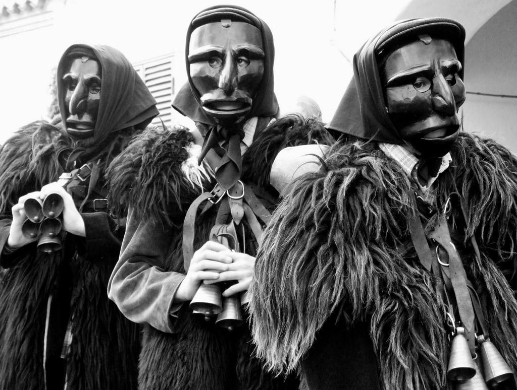 Carnevale Barbaricino in Sardegna: le antiche tradizioni del folklore sardo