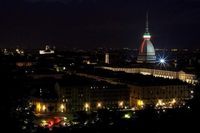 Torino dal Monte dei Cappuccini. Foto di Francesca Special K