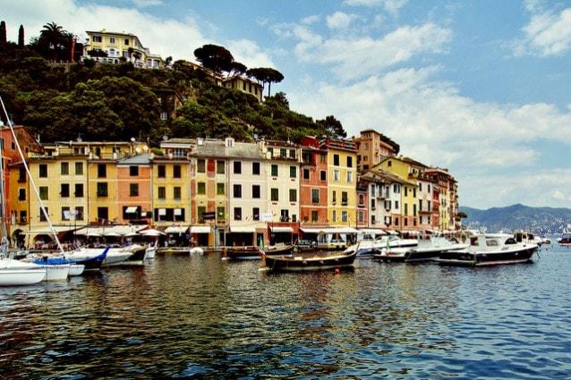 Portofino, Genova.