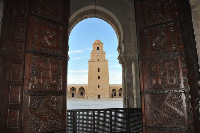 Grande Moschea di Kairouan [Foto di Tab59]