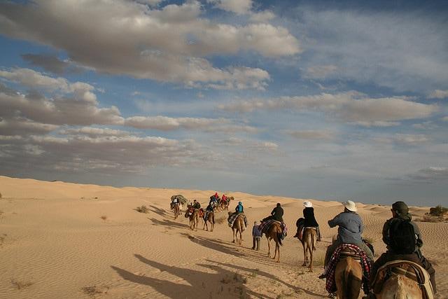 Deserto del Sahara [Foto di Mark Abel]