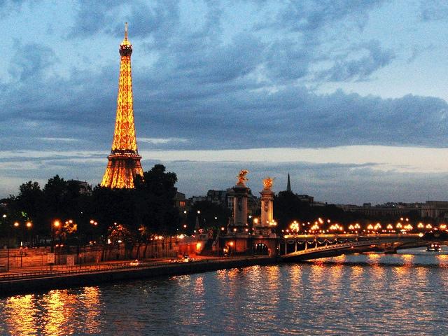 Parigi, la città straniera più visitata dagli italiani nel 2014.