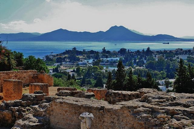 Panorama Cartagine [Foto di Stefano Losardo]