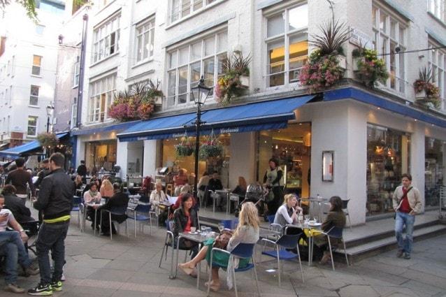 Ristorante Carluccio a Londra