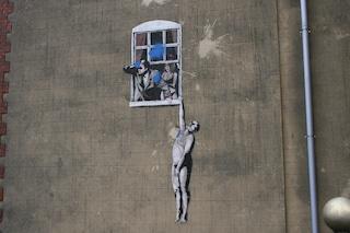 Tour tra i murales di Banksy a Bristol (FOTO)