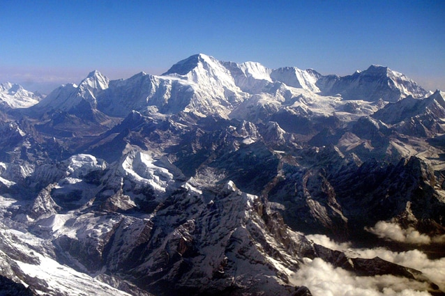 Everest (Foto Getty Images).