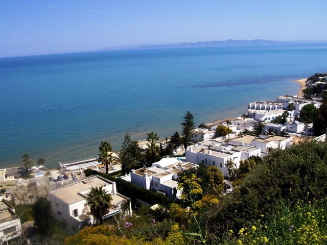 Gammarth, Tunisia