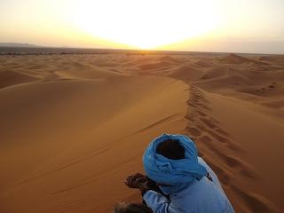 Le dune di Merzouga: il deserto che riempie l'anima ed il cuore