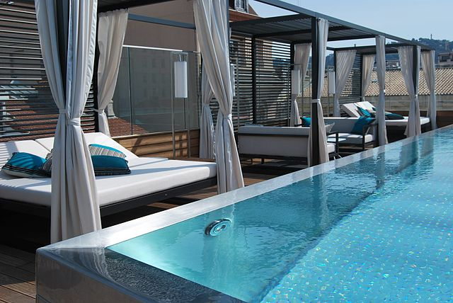 Hotel spa (Foto di Fivehotelandspa)