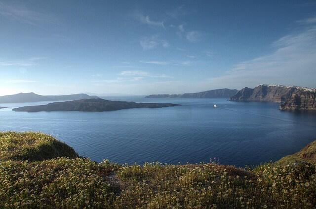 Caldera di Santorini