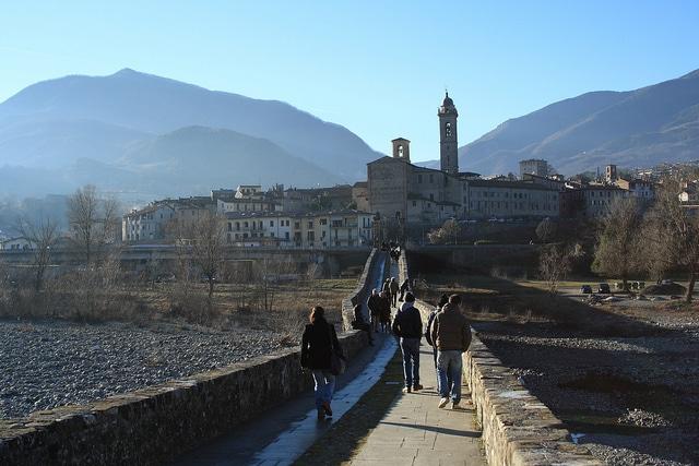 Bobbio, Emilia Romagna