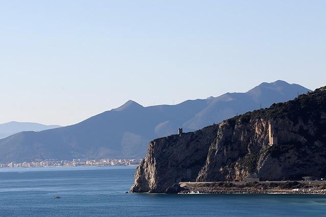 Liguria, la regione che anche nel 2014 vanta più località con bandiere blu.