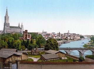 Cosa vedere ad Ulm, città dei passeri, dei geni e della libertà