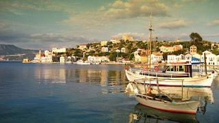 Vacanze al mare in Grecia a primavera: bagno di bassa stagione