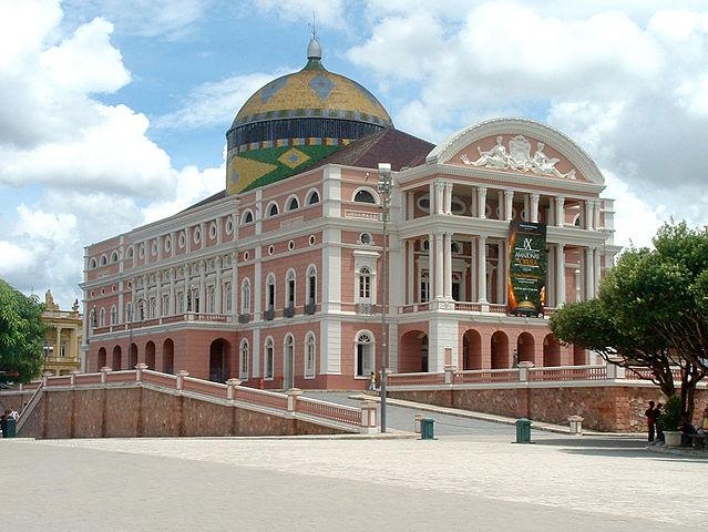 Teatro Amazonas (Foto di Pontanegra)