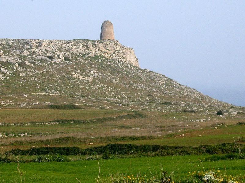 Porto Badisco, Torre Sant'Emiliano