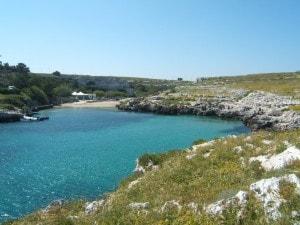 Porto Badisco, mare