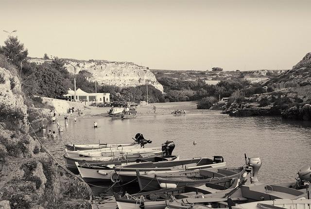 Porto Badisco paese
