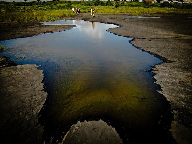 Lago di asfalto di Trinidad