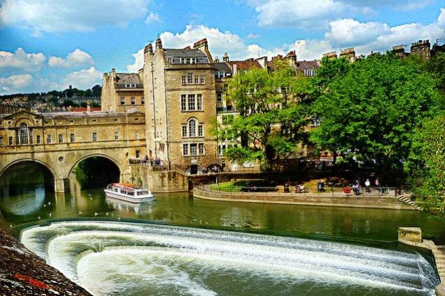 Vacanze benessere a Bath