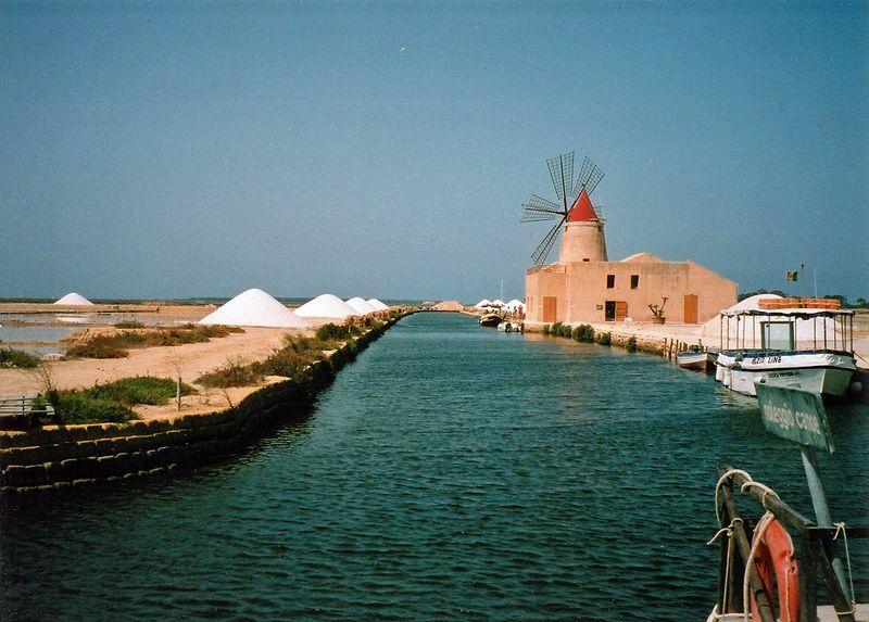Marsala: foto di Alum Salt