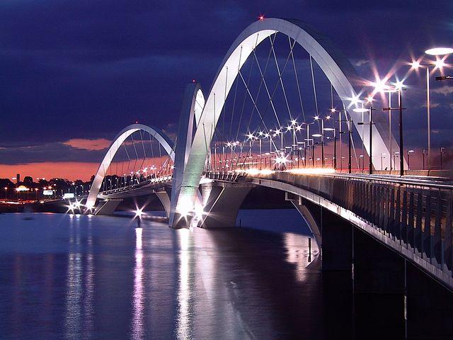 Ponte JK (foto di Mugnatto)