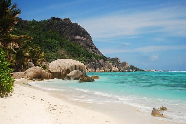 L'incanto delle Seychelles. Foto di pixluser