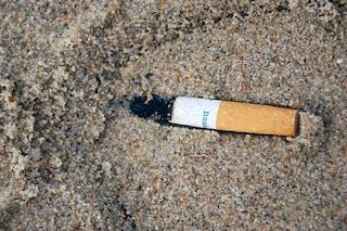 Arriva il divieto di fumo sulle spiagge di Bibione