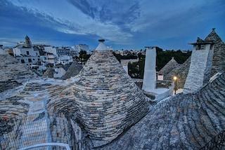 Alberobello, dove le case si chiamano Trulli