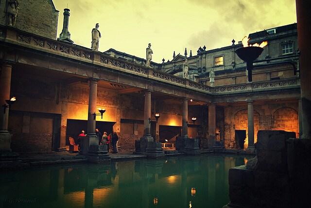 Terme di Bath Spa – Foto di El Bichologo errante