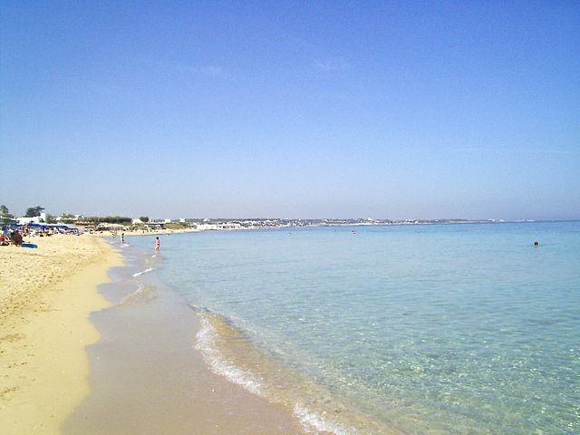 Spiaggia a Capitolo (Foto di Greco Sergio)