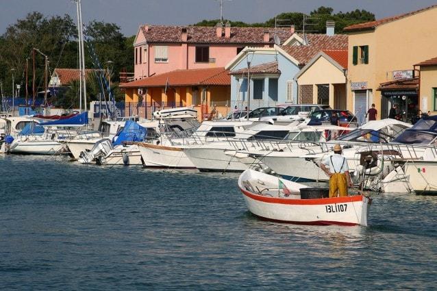 Marina di Grosseto, Porto San Rocco