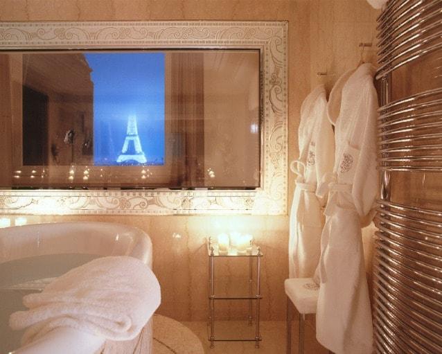 Hotel Plaza Athenee – Parigi, Francia.