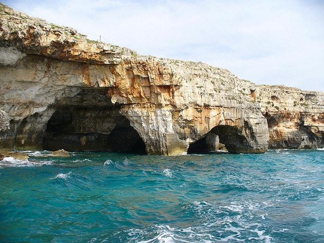 Grotta delle tre porte – Foto di loloieg