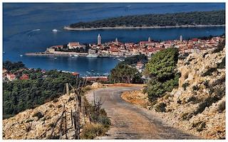 Dove è la sabbia in Croazia? Tutta sull'isola di Rab