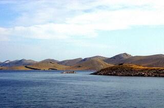 Isole Kornati, dove una corona di sassi fa il paradiso