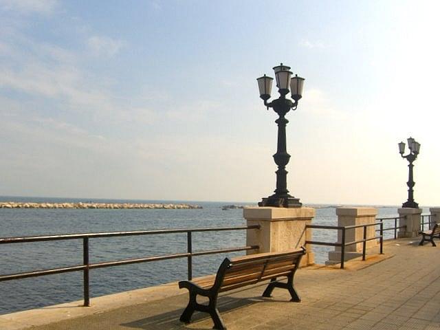 Lungomare di Bari (Foto di Valeria)