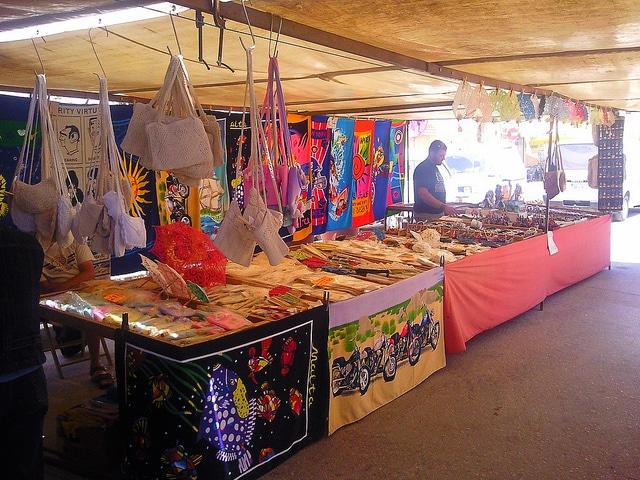 Marsaxlokk Market in Malta – Foto di Karen Bryan