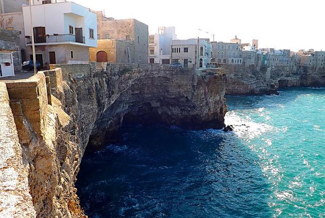 Polignano a Mare, Bari.