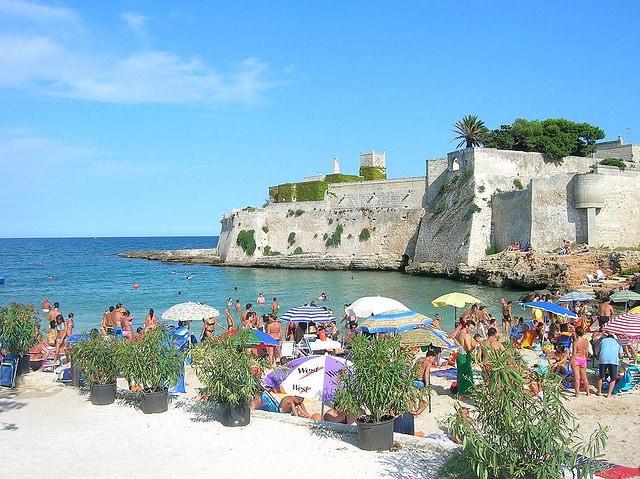 Porto Ghiacciolo (Foto di Alessio Trerotoli)